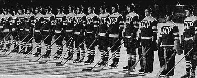 Сборная СССР — чемпион мира 1954 года