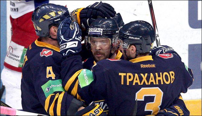 Сергей Мозякин — настоящий капитан.