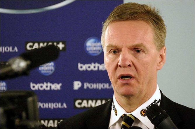 Получится ли у финна то, что не получилось у русских тренеров? То есть, не облажаться перед самым плей-офф…