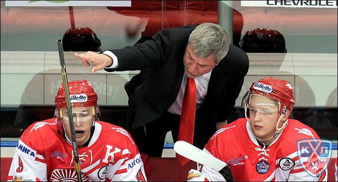 Олег Браташ и его команда