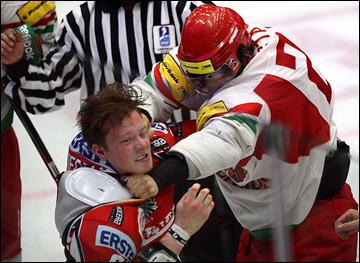 Белоруссия против Австрии