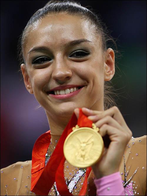 Олимпийское золото Евгении Канаевой