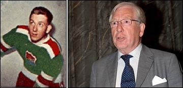 Рикард Фагерлунд в 1959 и 1989 годах