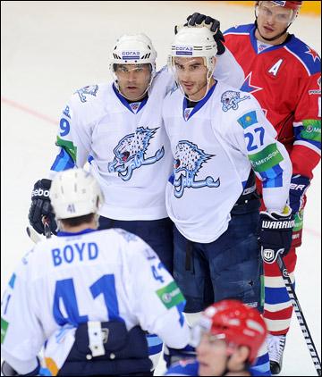 Лучшая атака лиги едет в Донецк