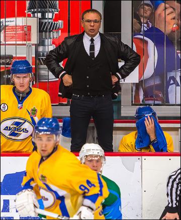 """Как дела? """"Дизель"""" (Пенза). Новый главный тренер"""