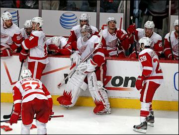 """Итоги сезона НХЛ. """"Детройт Ред Уингз"""""""