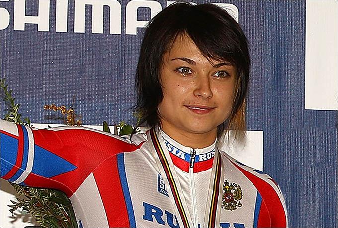 Екатерина Гниденко – наша главная надежда на треке