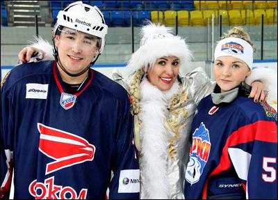 Мария Ларионова и её игроки