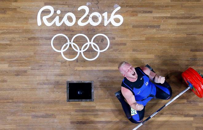 Олимпийские игры в Рио-де-Жанейро – лучшие фотографии за 12 августа