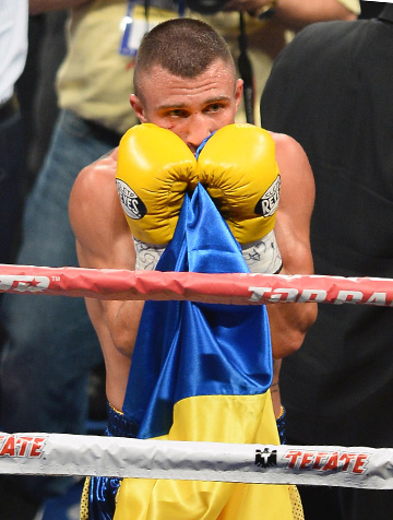 Василий Ломаченко (Украина, до 60 кг)