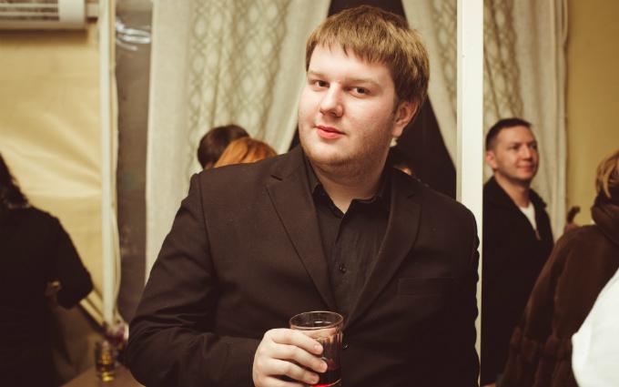 Сергей Курманов