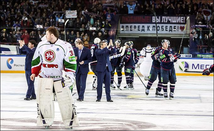 Главная восточная сенсация первого раунда плей-офф-2014