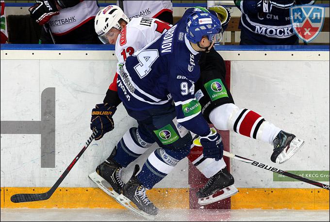 Последняя битва сезона в КХЛ