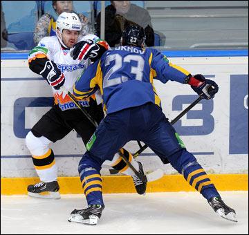Александр Евсеенков: Раньше я достаточно неплохо в футбол играл, сейчас похуже