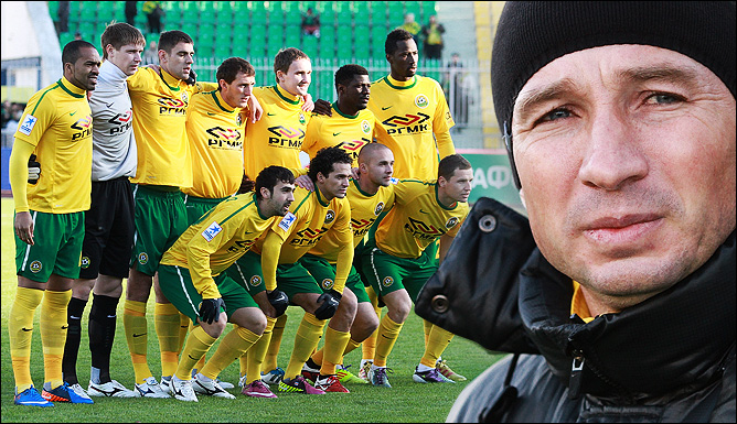 Дан Петреску и его команда