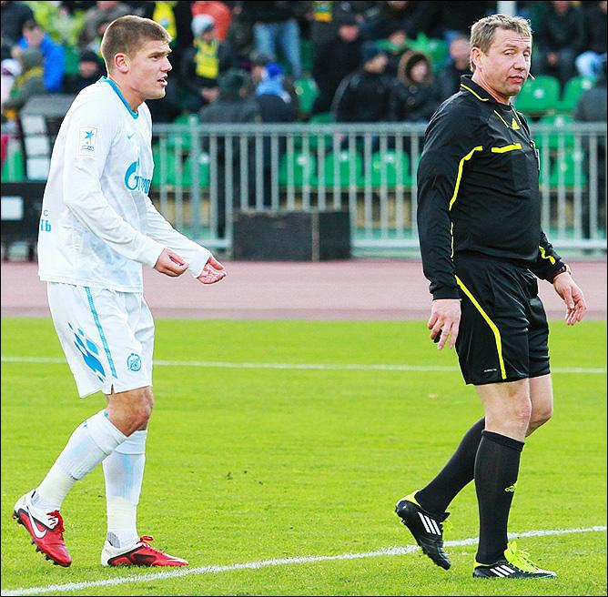 Игорь Денисов и Игорь Егоров