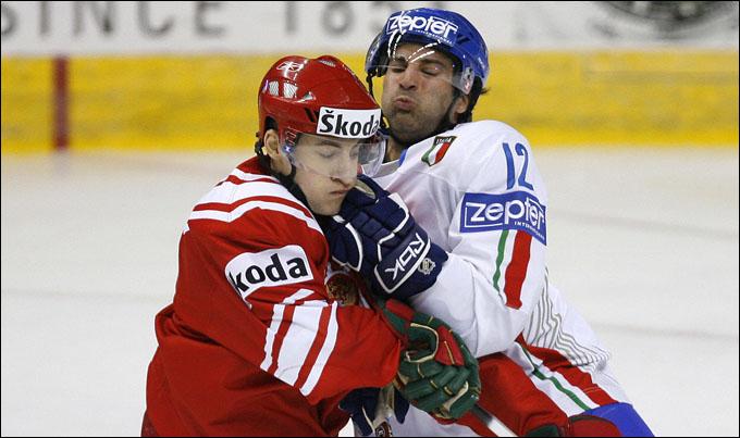 Россия против Италии