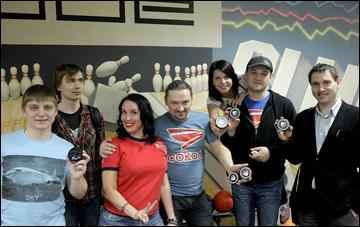Мария Ларионова и красноярские болельщики