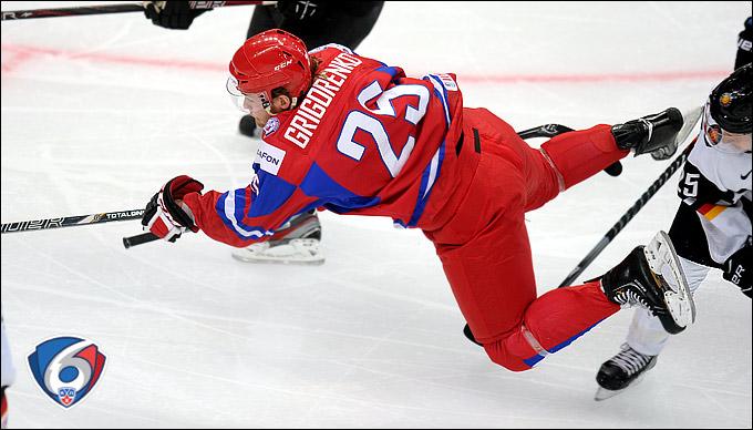 Михаил Григоренко поможет молодёжной сборной России