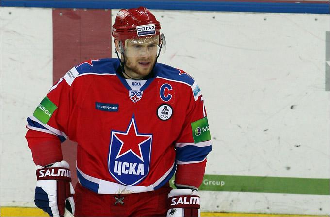 Николай Пронин будет радовать своей игрой Тюмень и Высшую лигу
