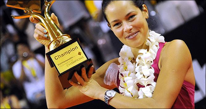 Иванович защитила титул на Бали