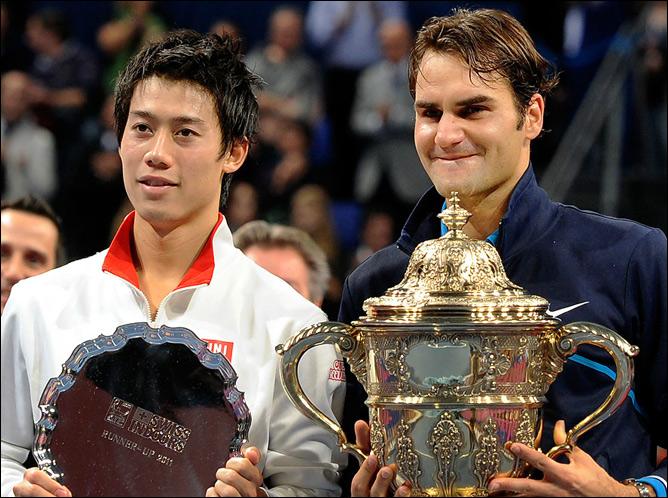 Первая победа Федерера за 10 месяцев