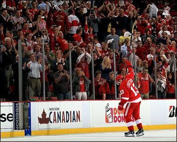 "Итоги сезона НХЛ. ""Детройт Ред Уингз"". Павел Дацюк"