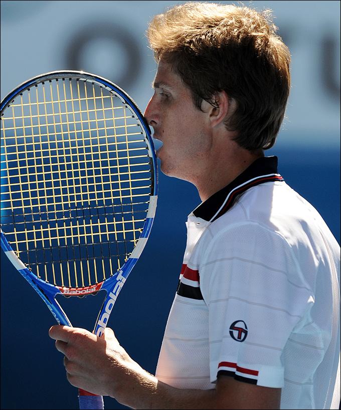 Игорь Андреев ушёл из тенниса