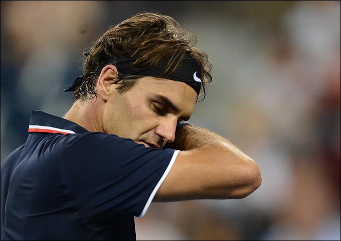 Томаш Бердых не пустил Роджера Федерера в полуфинал US Open