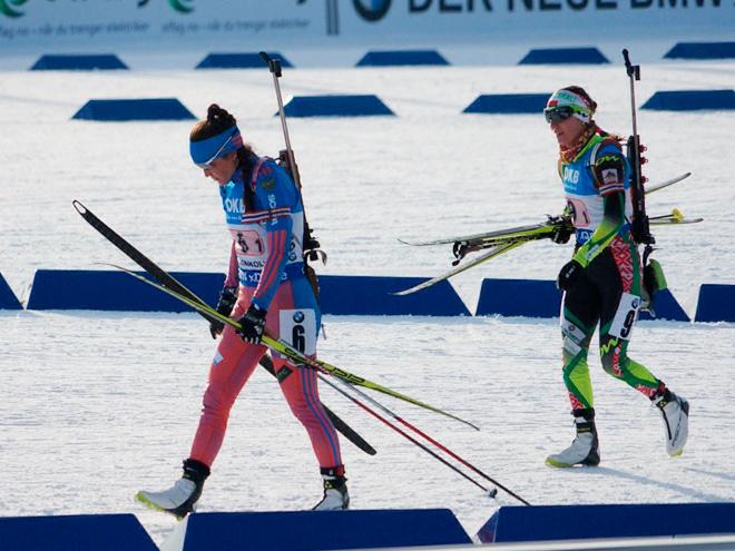 Чемпионат мира по биатлону 2016 норвегия расписание