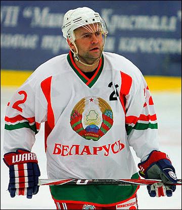 Сергей Заделенов в белорусской сборной