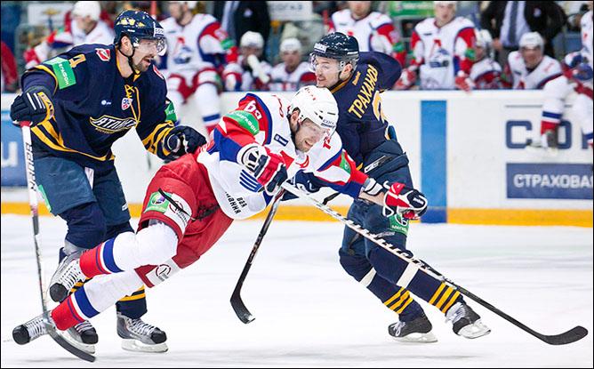 28.11.2010. Атлант - Локомотив - 2:3. Фото 03.