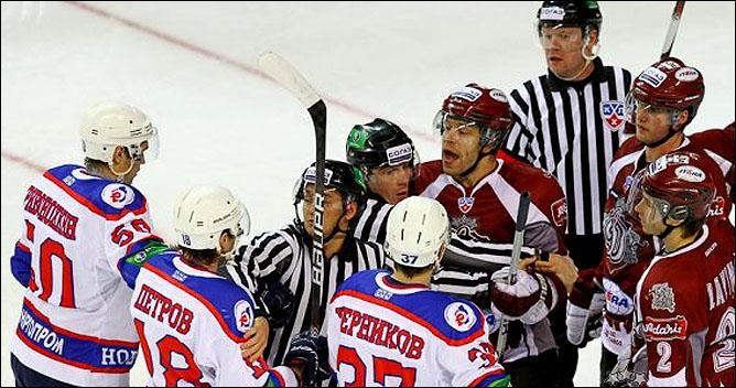 28.11.2010. Динамо Р - Сибирь - 3:2. Фото 02.