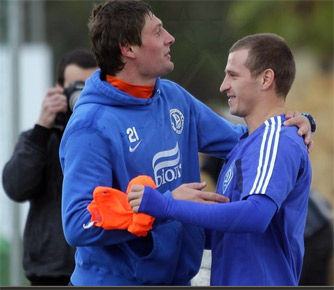 Встреча Алиева с Селезнёвым в Марбелье