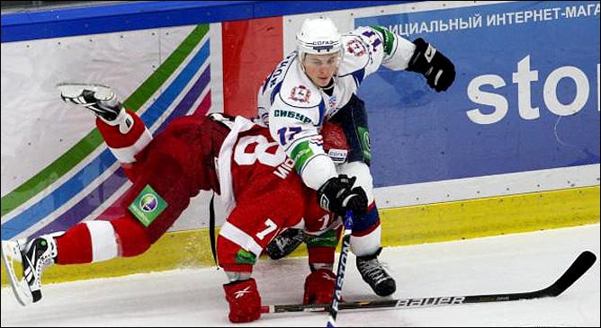 28.11.2010. Витязь - Торпедо - 4:3. Фото 03.