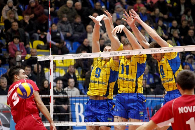 Финал четырёх Кубка Украины-2011