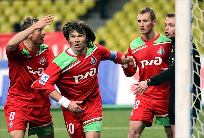 Дмитрий Лоськов идёт на разборки