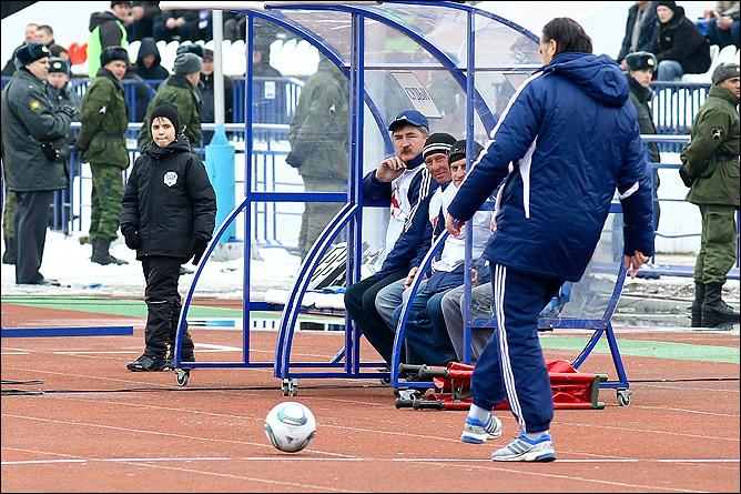 Миодраг Божович умеет обращаться с мячом