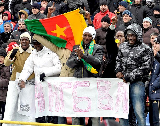 Группа поддержки Бенуа Ангбва