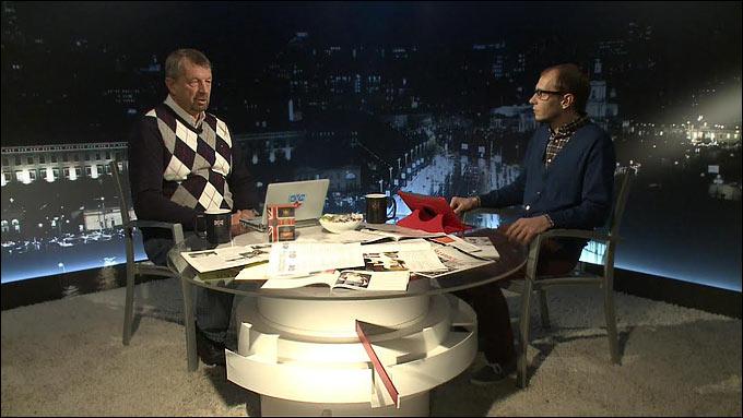 """Сергей Гимаев в гостях у """"Трибуны"""" Романа Чернявского"""