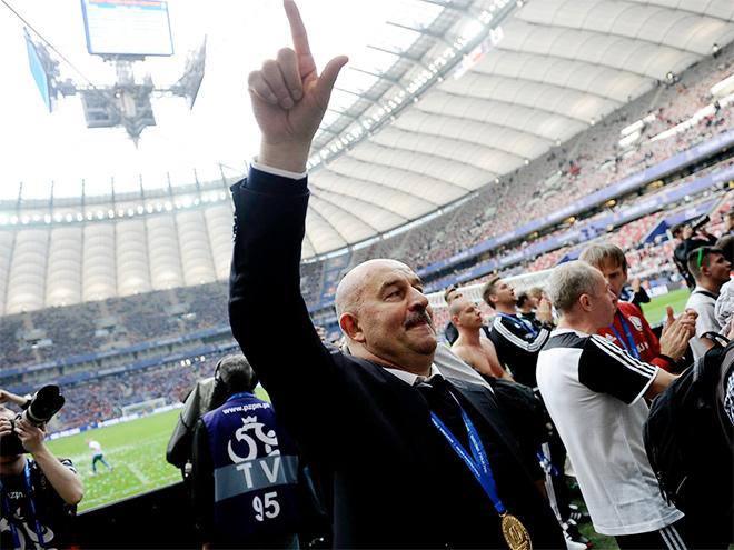«Легия» — чемпион!