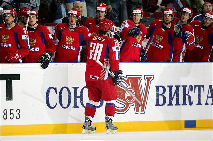 Денис Куляш завершил карьеру в сборной России