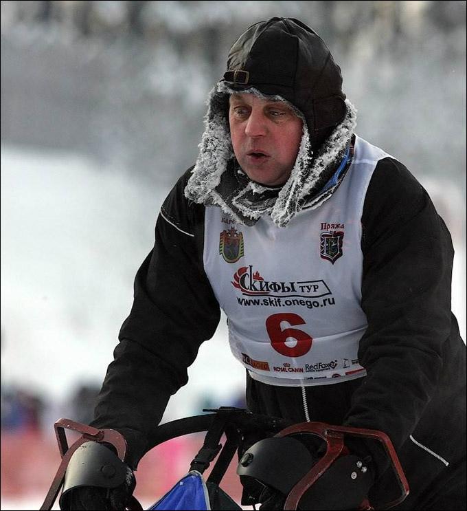 Николай Столяров – отец ездового спорта в Карелии