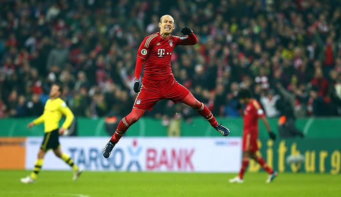 Бавария (Мюнхен) – Боруссия Д (Дортмунд) – 1:0