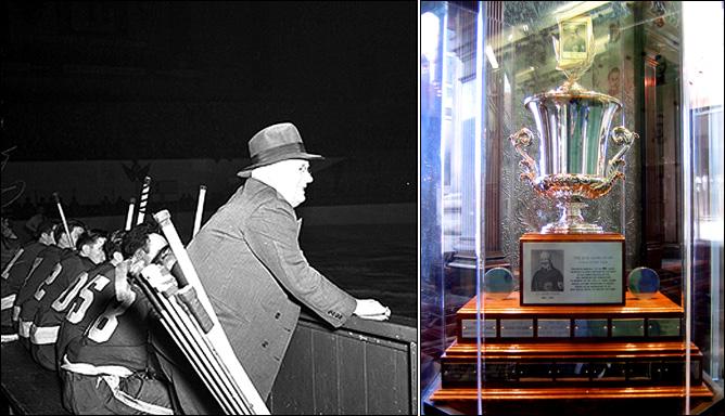 """История Кубка Стэнли. Часть 26. 1917-1918. Джон Адамс и учрежденный им """"Jack Adams Award""""."""
