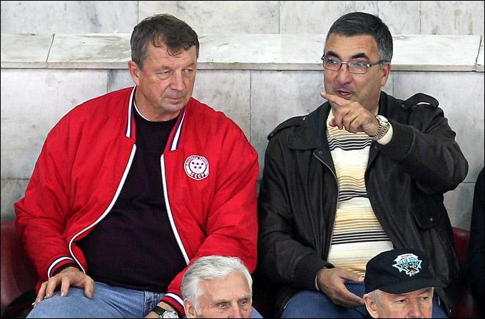Леонид Вайсфельд и Сергей Гимаев