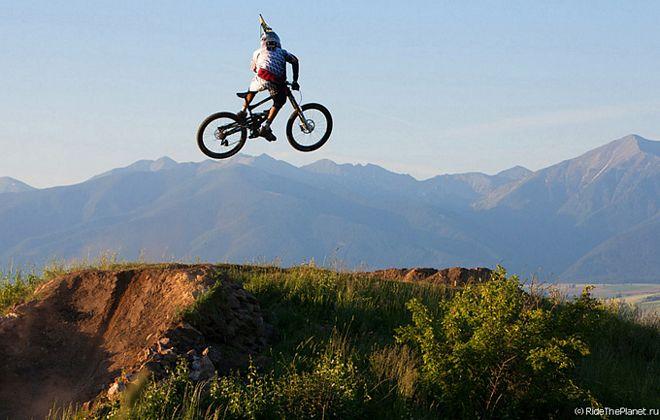 RideThePlanet: Словакия и Австрия