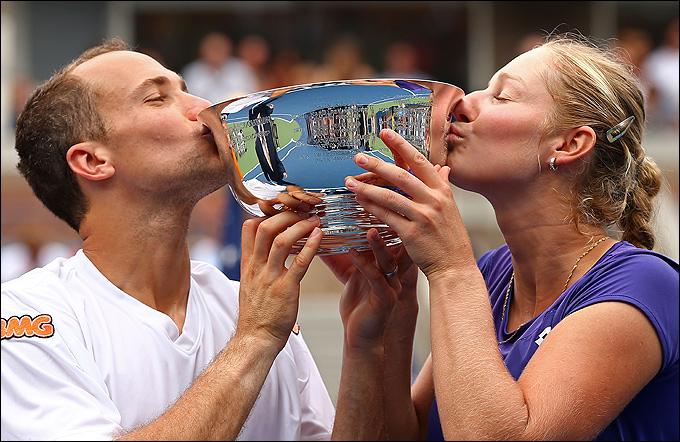 Екатерина Макарова и Бруно Суарес выиграли US Open в миксте