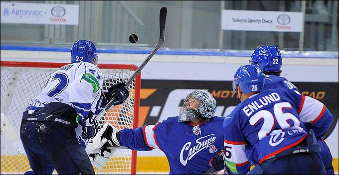 амур сибирь хоккей видео