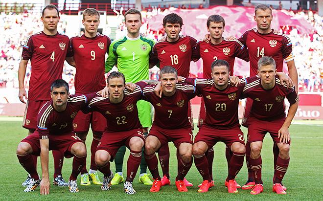 Контрольный матч. Россия – Марокко – 2:0. Сборная России перед матчем